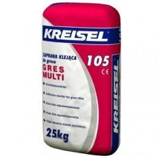 KREISEL 105 Клей для керамогранита, 25кг (Крайзель)