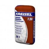 KREISEL 120 Кладочная смесь теплоизоляционная, 25кг (Крайзель)