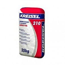 KREISEL 210 Клей для пенопласта, 25кг (Крайзель)