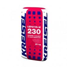 KREISEL 230 Клей для минеральной ваты, 25кг (Крайзель)
