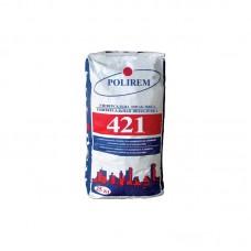 Ремонтная шпаклевка цементная  ПОЛИРЕМ СШп-421, (Polirem) 25кг