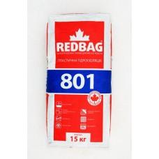 REDBAG 801 Пластичная гидроизоляция (Редбег) 15кг