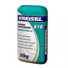 KREISEL 810 Гидроизоляционная смесь, 25кг (Крайзель)
