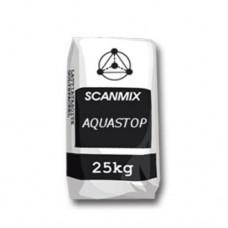 Смесь гидроизоляционная Scanmix AQUASTOP(Сканмикс), 25кг