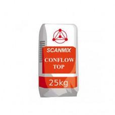 Смесь самовыравнивающаяся Scanmix 500 CONFLOW TOP(Сканмикс), 25кг
