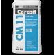 CERESIT CM 11 Клей для керамической плитки, 25кг (Церезит)