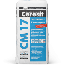 CERESIT CM 17 Клей для плитки всех типов и размеров, 25кг (Церезит)
