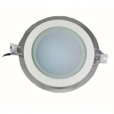 LED панель круг LUXEL DLRG-12N 12W (Люксел)