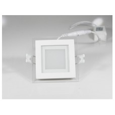 LED панель LUXEL DLSG-6N 6W (Люксел)