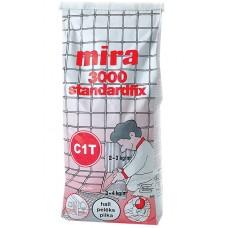 MIRA 3000 Standardfix Клей для плитки (Мира), 25кг