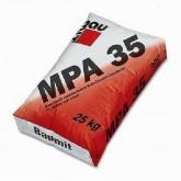 BAUMIT MPA 35 Штукатурка цементно-известковая для машинного нанесения (Баумит) 25кг