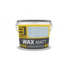 BRODECO Wax matt  Защитный полуматовый воск для штукатурок (Бродеко Вакс), 10л