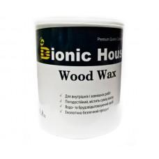 Краска-воск для дерева  Bionic House Wood Wax, 0.8л
